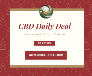 CBD Daily Deal Website by CBD Digital World