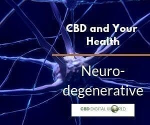 CBD for Alzheimer's and Parkinson