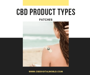 Product Type CBD Patches