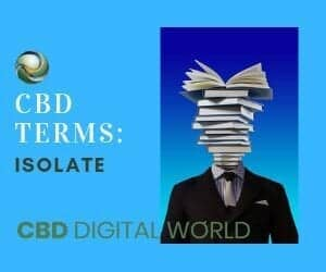 What is CBD Isolate