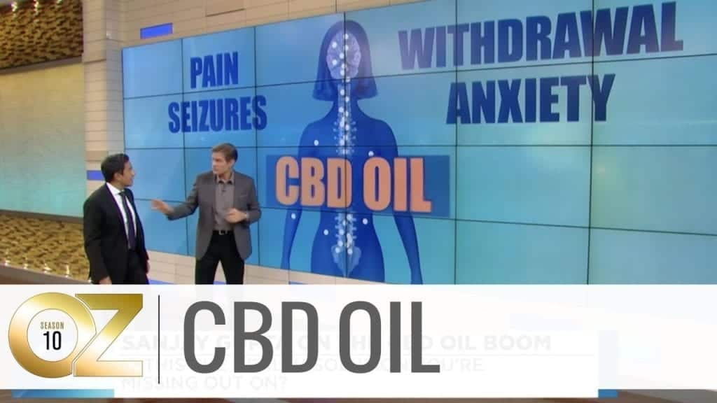 Dr. Oz CBD Oil